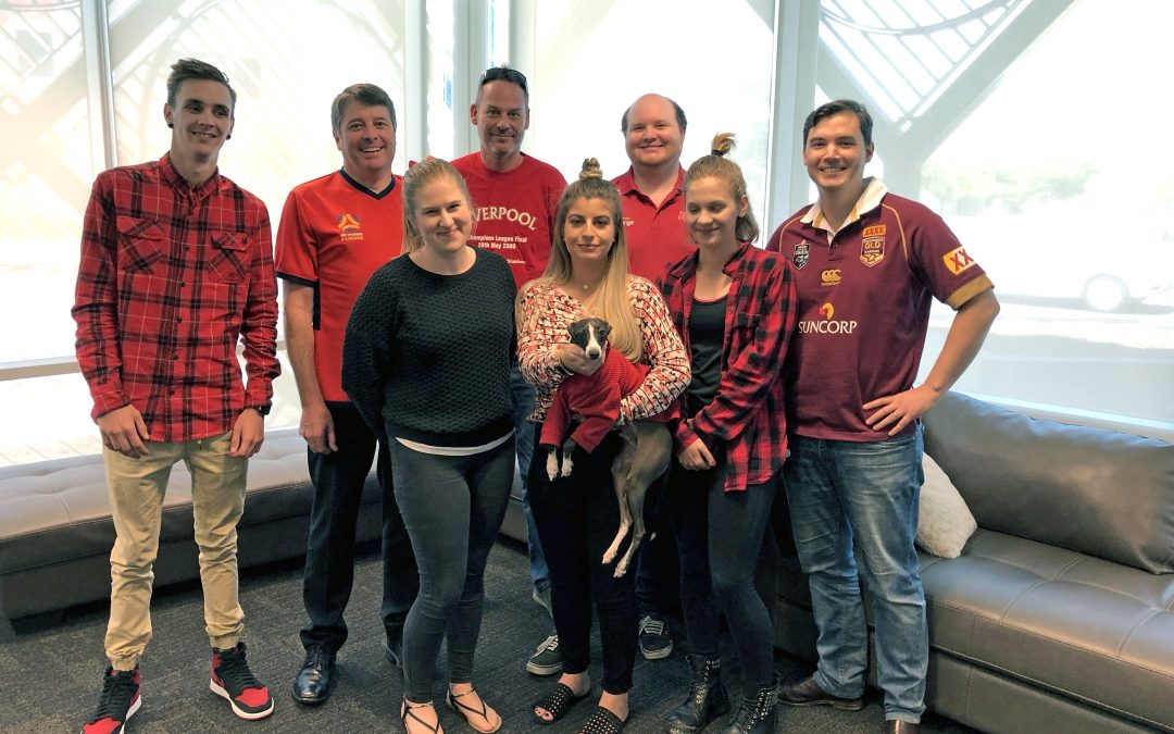 Wear Red Day – To help support Heart Research Australia