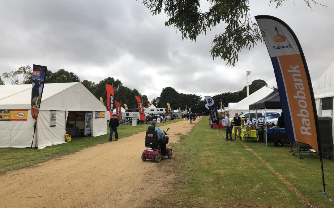 South East Field Days in Lucindale