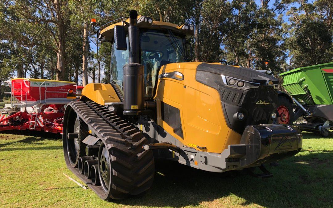 Farm World event in regional Victoria